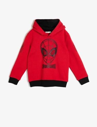 Koton Kids Sweatshirt Kırmızı